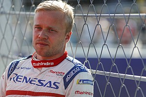 Franchitti excited by prospect of Rosenqvist in IndyCar