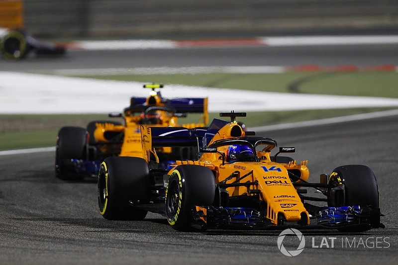 Alonso: McLaren flattered by