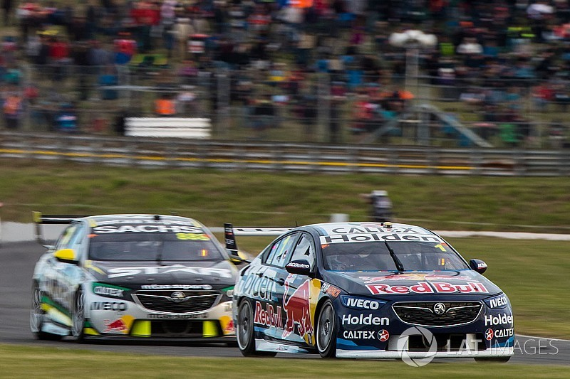 Triple Eight undecided about three-car future