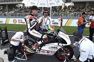 Moto3 Noticias de última hora Darryn Binder ficha por el equipo Ajo de Moto3
