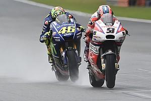 MotoGP News MotoGP-Aufholkönig Petrucci rast von ganz hinten auf Platz sechs