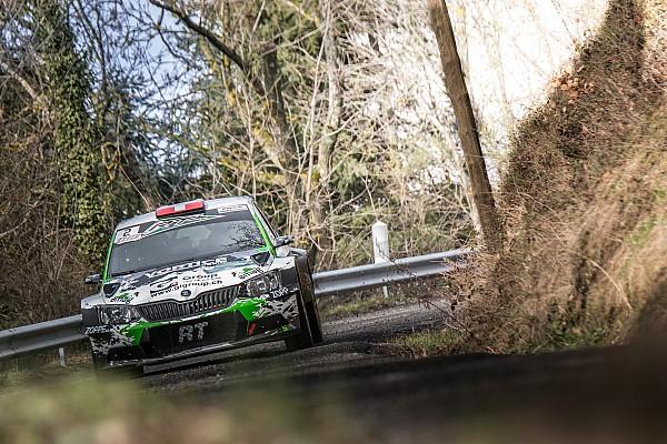 Schweizer rallye Etappenbericht Rallye Pays du Gier: Carron patzt, Ballinari siegt