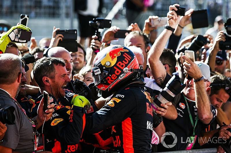 """アメリカGPでのフェルスタッペン降格は、昨年メキシコGPの""""遺産""""か?"""