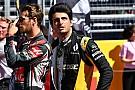 Renault lovend over indrukwekkend debuut Sainz