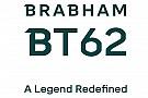 Automotive Brabham BT62 teaser reveals aggressive engine note
