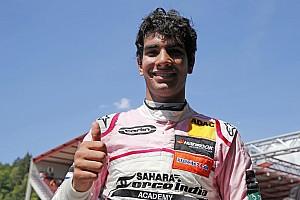 La MP Motorsport ingaggia Jehan Daruvala per correre ad Abu Dhabi
