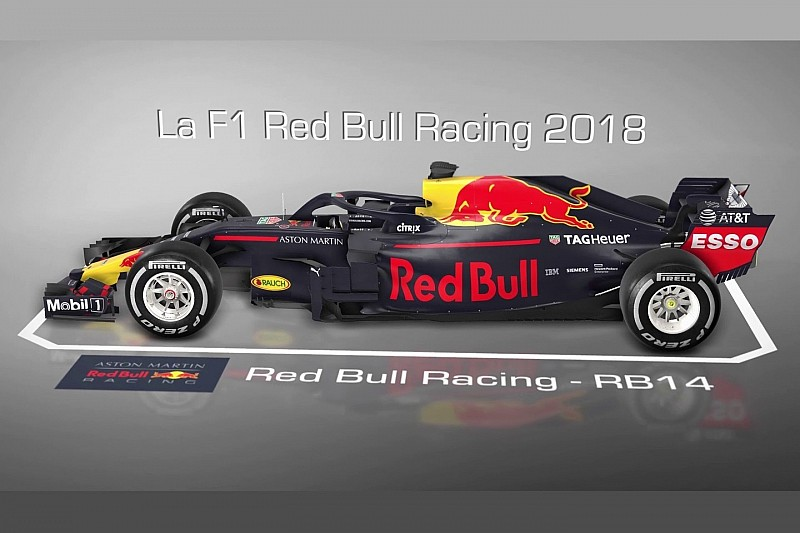 Technique - Les modifications agressives de Red Bull