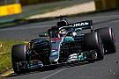 Avustralya GP öncesi: Yarış gridi