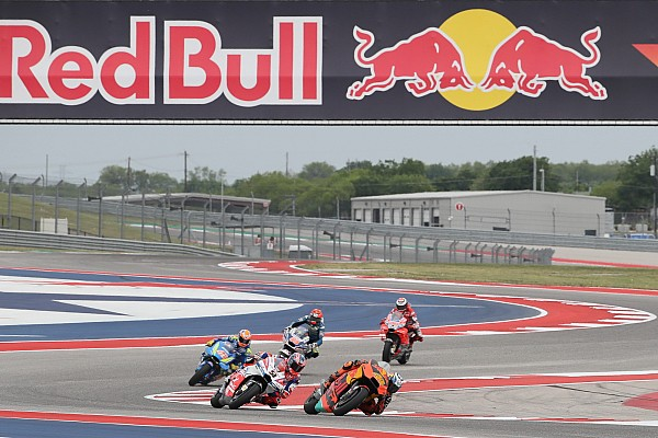 MotoGP Reaktion Motocross mit 300 km/h: Streckenzustand in Austin ein
