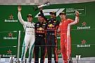 ترتيب بطولة العالم للفورمولا واحد بعد جائزة الصين الكبرى
