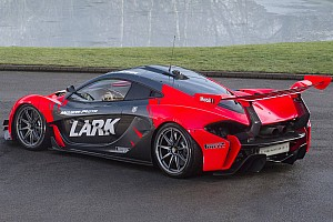 Automotive Breaking news Street-legal McLaren P1 GTR pays homage to F1, and it's for sale
