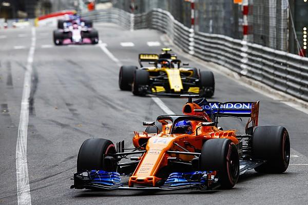 """F1 突发新闻 阿隆索:摩纳哥大奖赛是""""F1有史以来最无聊的比赛"""""""