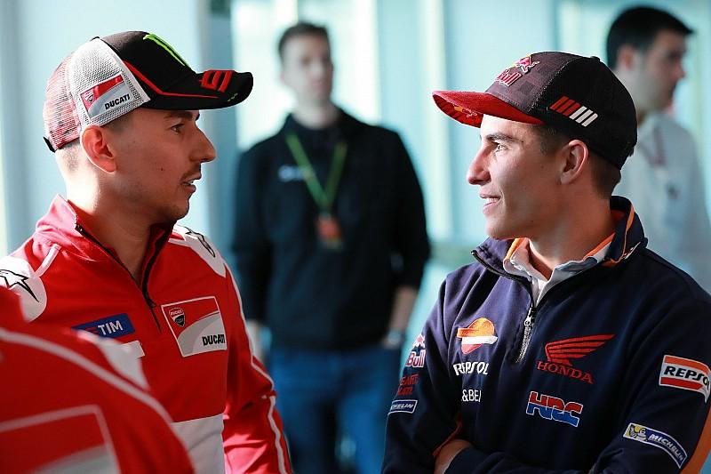 Marc Marquez sicher: Lorenzo wird auf der Honda schnell sein