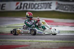 Kart Noticias de última hora Vidales arrasa en las clasificatorias de la WSK Super Masters Series