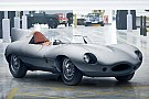 24 heures du Mans Jaguar fait revivre sa légendaire Type-D