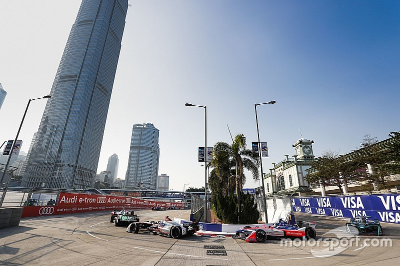 Formula E working on future of Hong Kong race