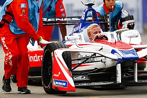 Formula E Motorsport.com hírek Formula E: Rosenqvist nyerte a második időmérőt Hong Kongban