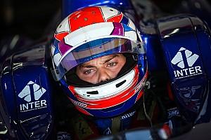 GP3 Noticias El mexicano Diego Menchaca estará con Campos Racing
