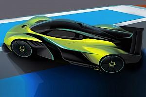 أخبار السيارات أخبار عاجلة أستون مارتن تكشف عن نسخة الحلبات من سيارة نيوي الخارقة