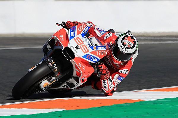 Lorenzo: Ontwikkeling Ducati