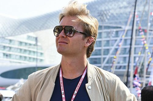 """F1: Rosberg vê """"incidente de corrida"""" entre Hamilton e Verstappen na Inglaterra"""