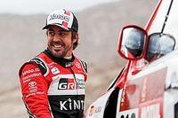 Sygnały od Alonso