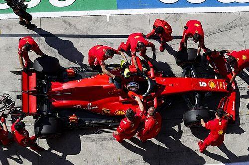 Ferrari искусственно удлинили на полметра