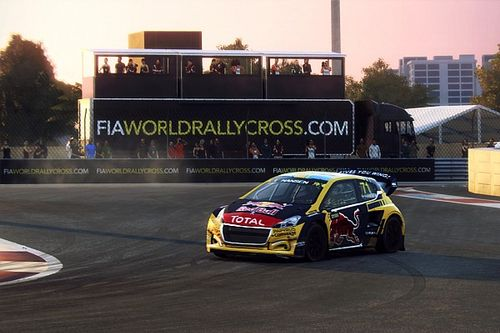 El World RX Esports corre en Noruega con la presencia de Girolami