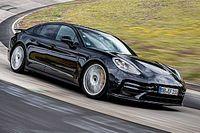 Porsche Panamera ustanawia rekord