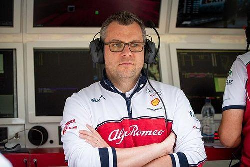 "Monchaux: ""Cofano motore e pance Alfa 2022 molto diverse"""