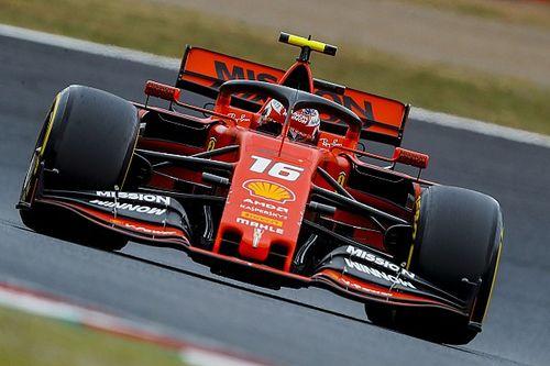Leclerc, Monako Prensi'nin hediye edilen SF90'ı sergilemesine izin vermiş