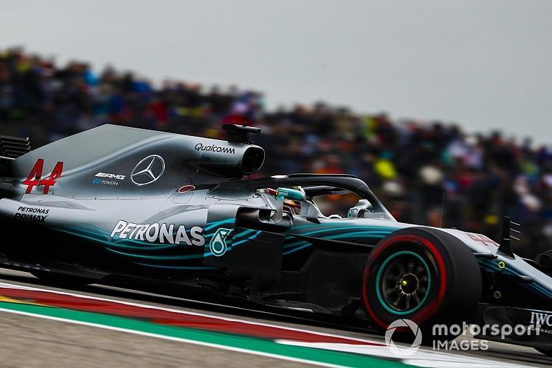 Hamilton, Amerika GP'sindeki büyük sorunu açıkladı