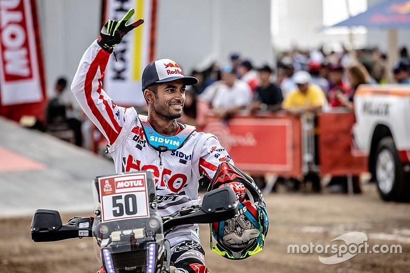 Dakar 2019, Stage 1: Top 20 start for Hero's Santosh