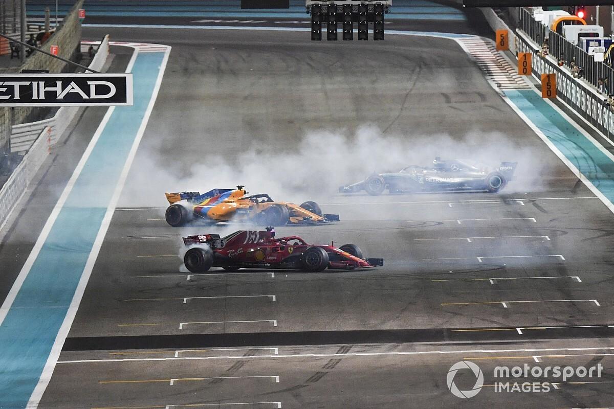 Waarom Formule 1-teams niet van donuts houden