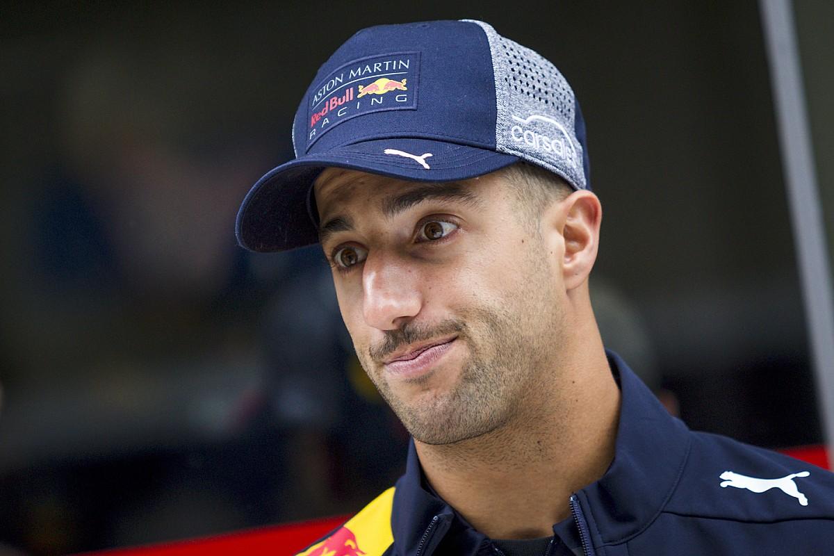 Ricciardo chez Renault :