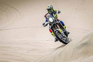 Dakar 2019: Aravind KP becomes India's second finisher