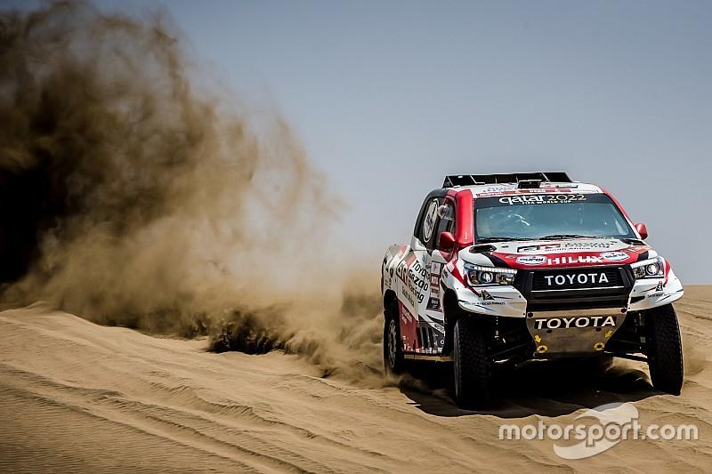 Toyota спробує цього року вперше перемогти на «Дакарі»