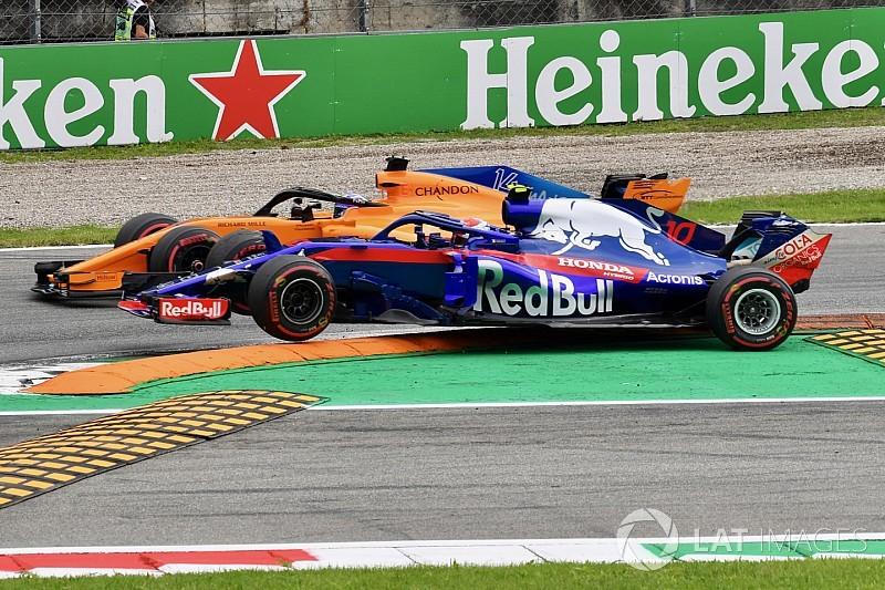Alonso 'nog agressiever' na aankondigen F1-afscheid, aldus Gasly