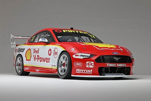 DJR to shake down brand new Mustangs