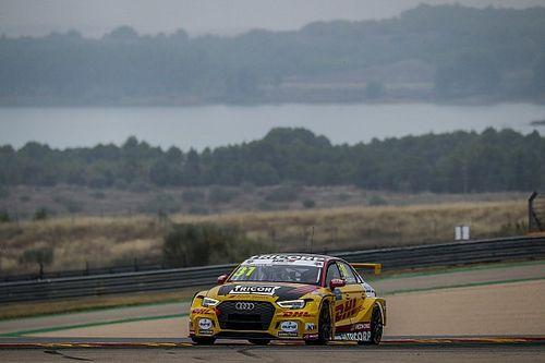 Coronel sprokkelt punten op Aragon, Ehrlacher WTCR-kampioen