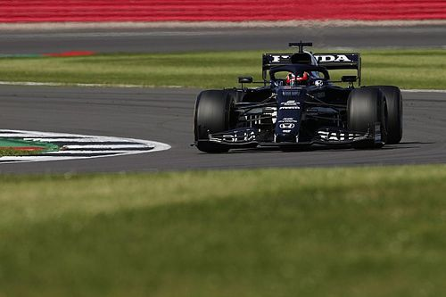 Tsunoda: Silverstone F1 a breakthrough in understanding tyres