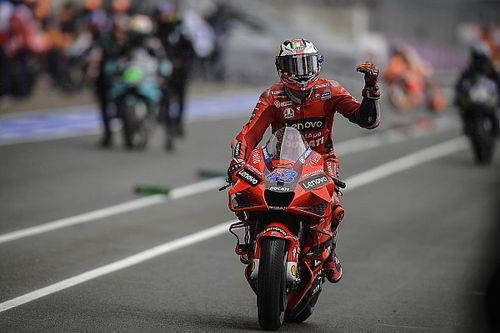 Ducati retains Miller for 2022 MotoGP season