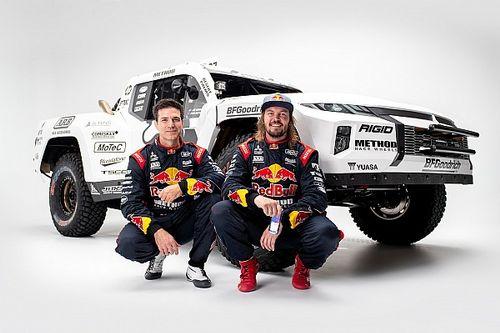Dakar winner Price lands top Supercars recruit