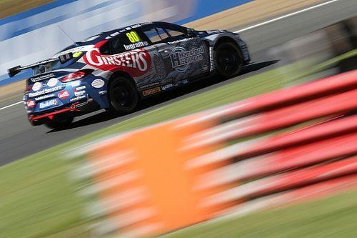 Brands Hatch BTCC: Ingram wins thriller on last lap
