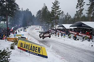 El Rally de Suecia 2019, en videos
