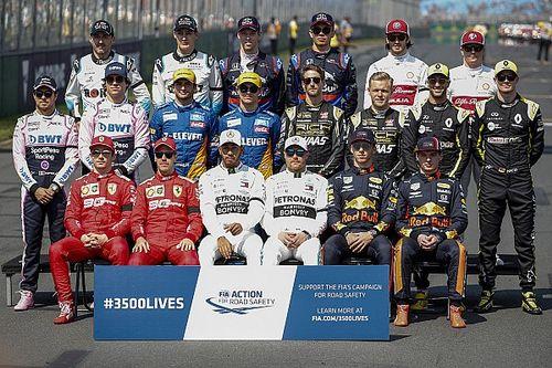 Após definição na Williams, grid da F1 para 2020 está fechado; confira