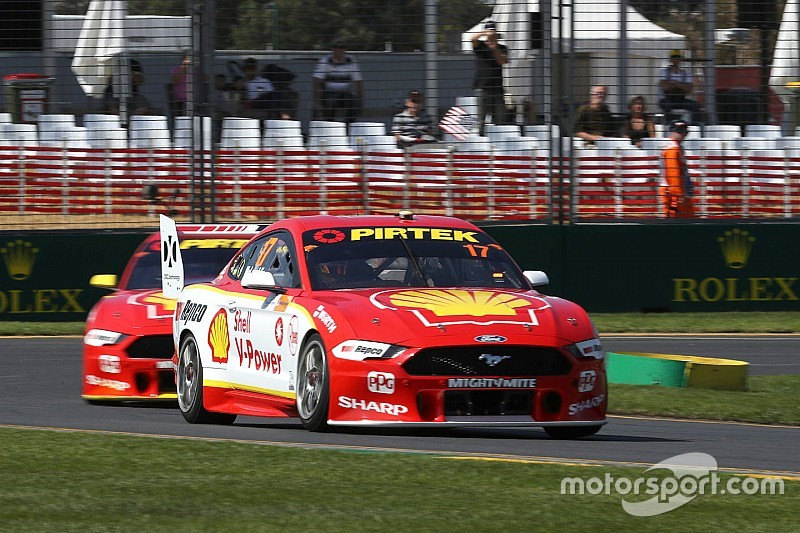 Albert Park Supercars: McLaughlin fastest in final practice