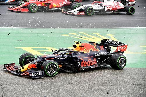 """Perez: """"Bottas'ın hatası Red Bull'a pahalıya patladı"""""""