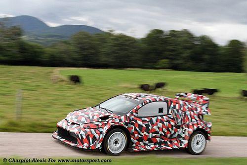 Prinsipal Toyota Ingin Jajal Kemudikan Yaris Rally1