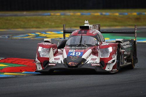 Solidna dawka pecha w Le Mans